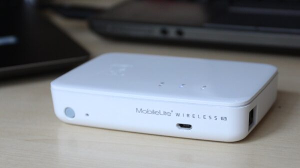 MobileLite wireless G3 1
