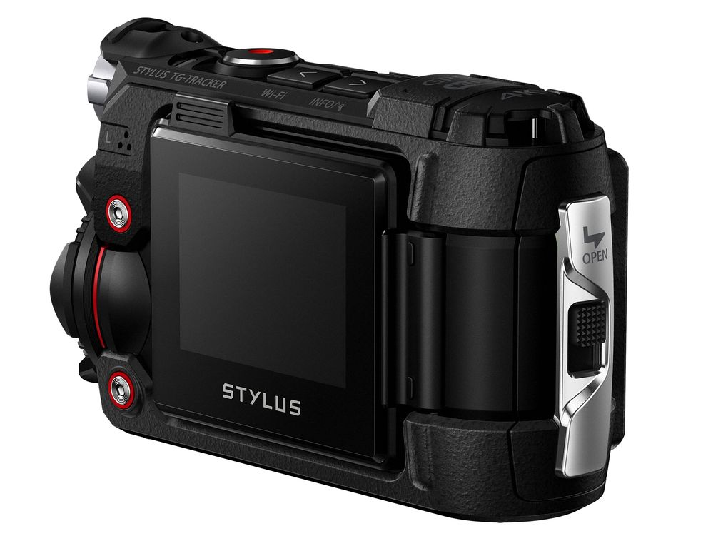 OLYMPUS STYLUS TOUGH TG-TRACKER 600 03