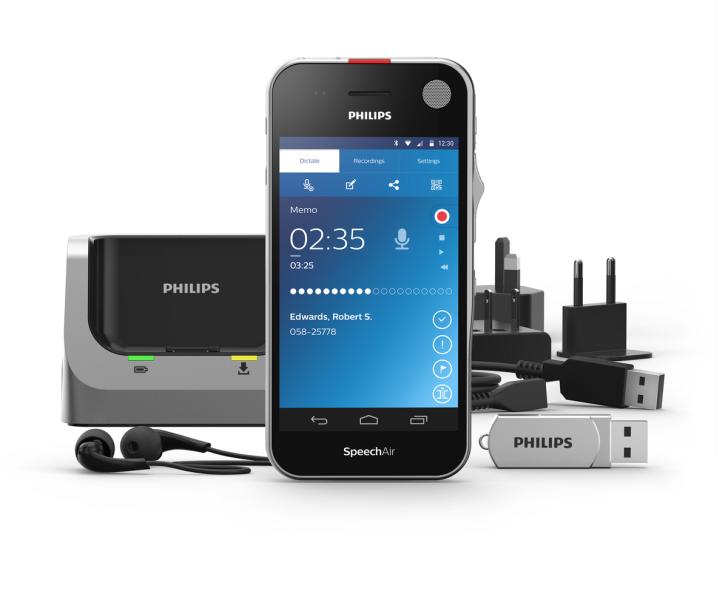 Philips SpeechAir 600