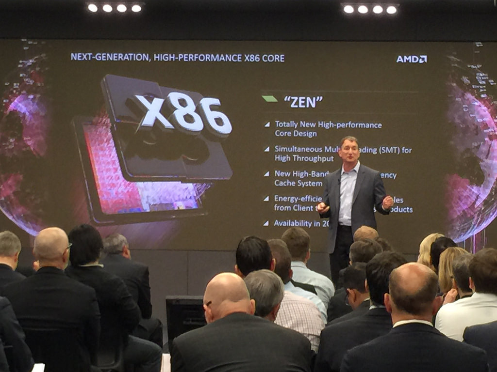 amd zen announced 600