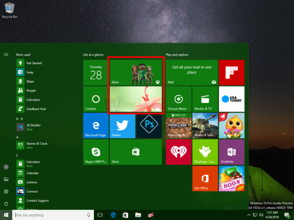 clear-live tile-notification-windows 10 (1)