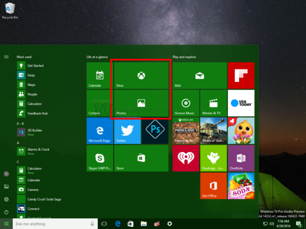 clear-live tile-notification-windows 10 (2)