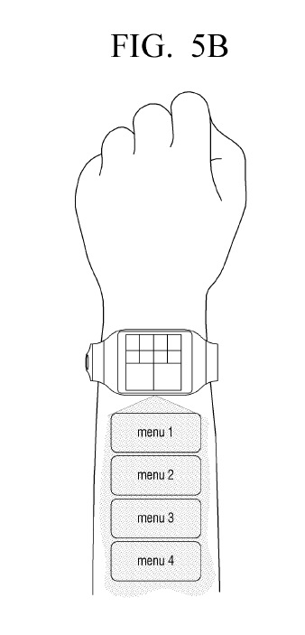samsung-smartwatch-projector-patent 600 02