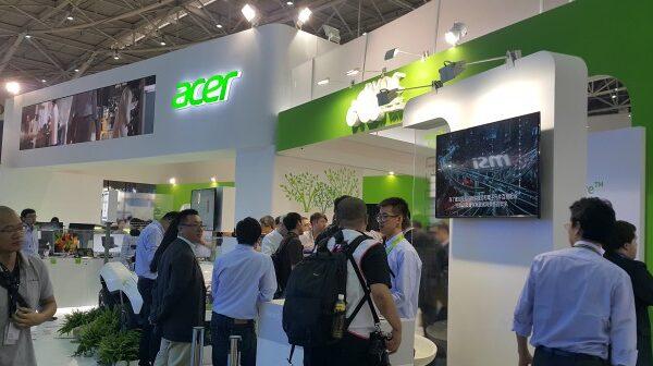 Acer BeingWare 600