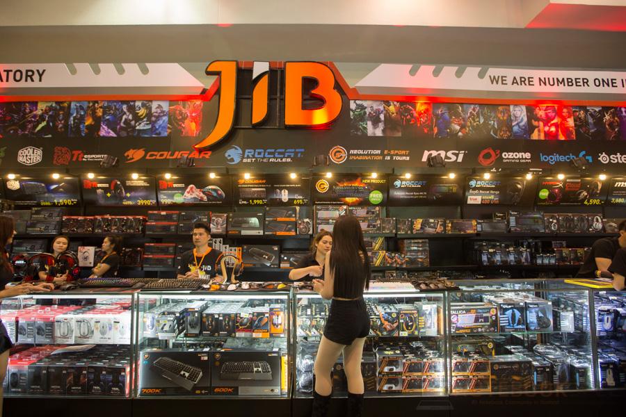 Commart Joy 2016 JIB-16