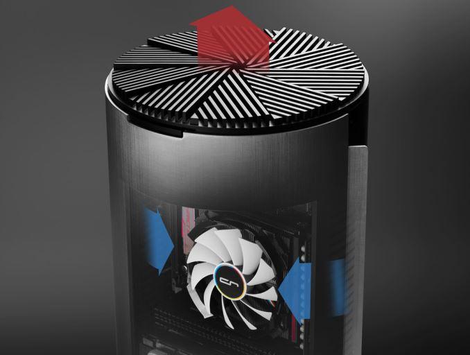 Cryorig Ola new case fit with GTX 1080 600 03