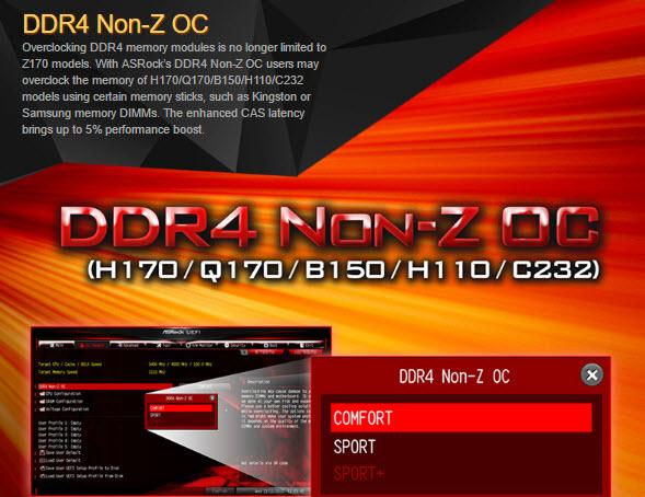 DDR4 Non-c