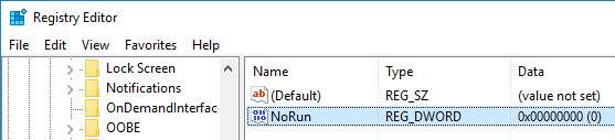 Disable Run Dialog Box in Windows (6)