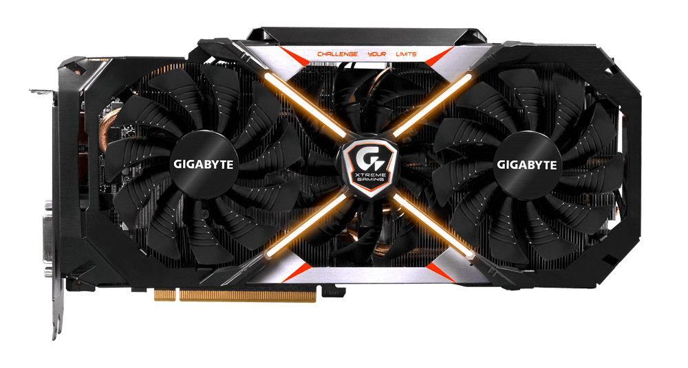 Gigabyte GTX 1080 Xtreme Gaming Stacked Fan (4)
