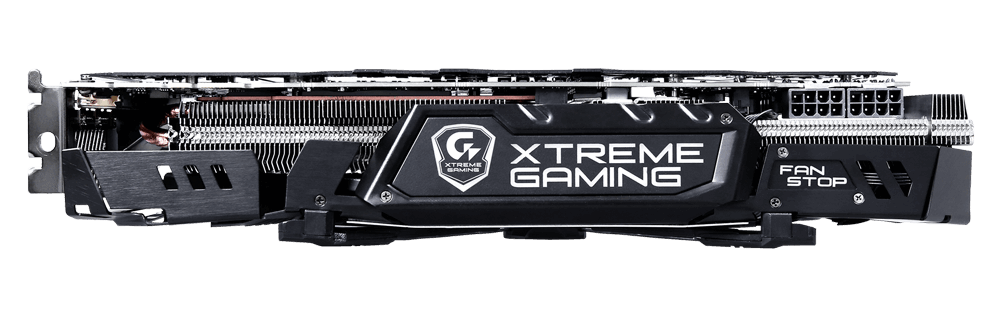 Gigabyte GTX 1080 Xtreme Gaming Stacked Fan (5)