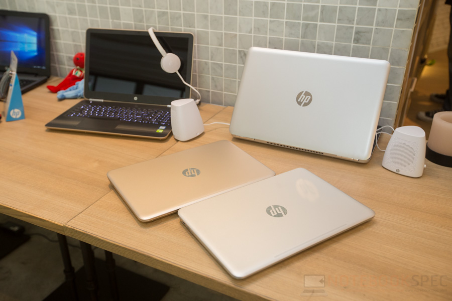 HP Launch Pavillion Spectre 2016 4