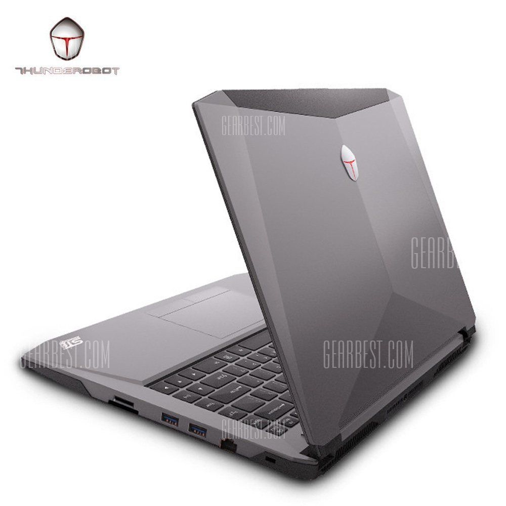 Haier Thunderobot ST-R1 gaming notebook (Source GearBest)