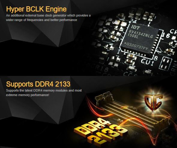 Hyper BCLK-DDR4
