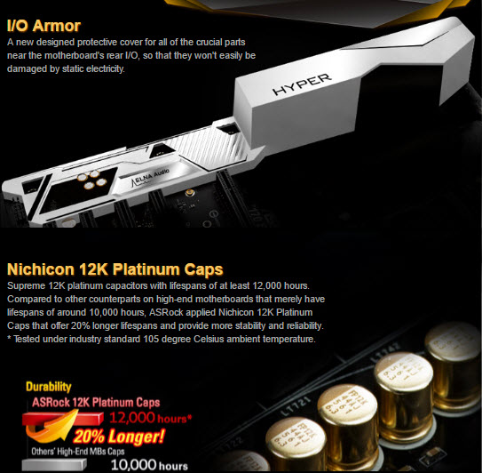 IO Armor-Nichicon 12k