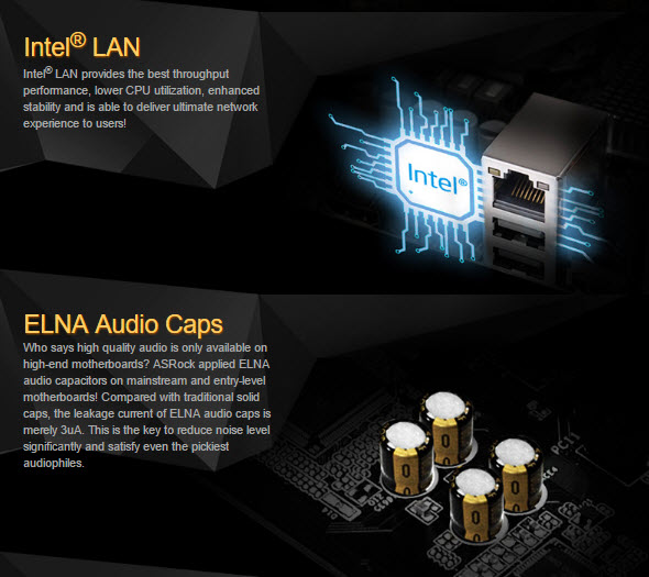 Intel LAN-ELNA