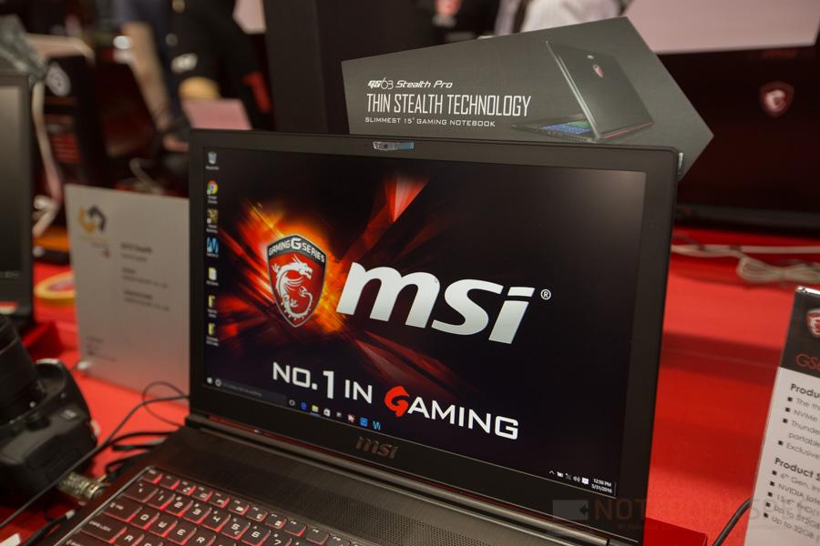 MSI Computex2016 D1 140