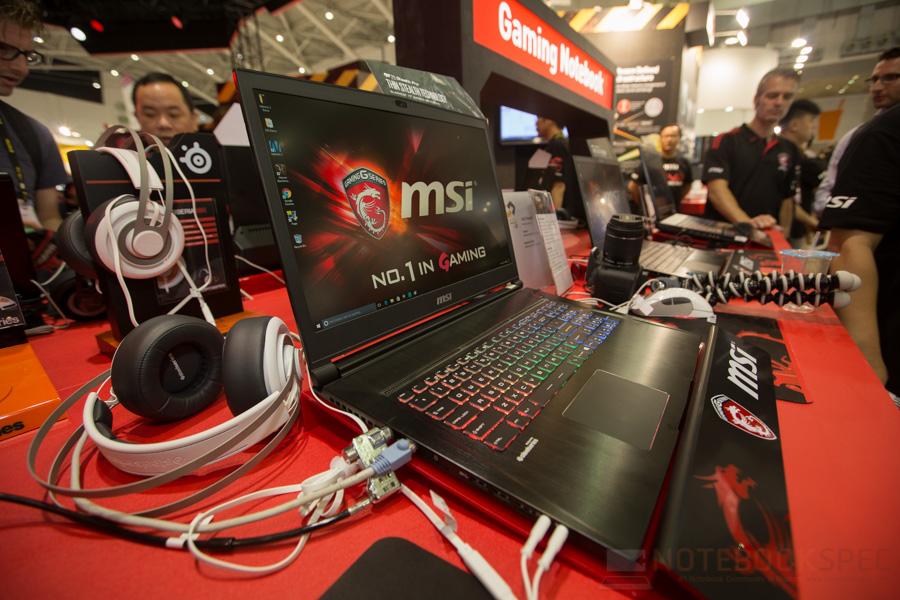 MSI Computex2016 D1 151