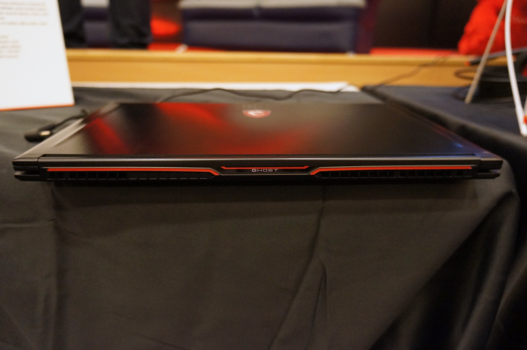 MSI GS63 Stealth gaming 600 03