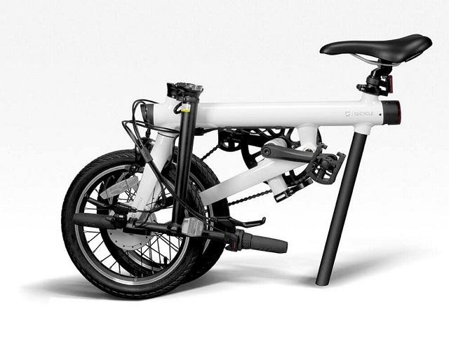 Mi QiCYCLE Electric Folding Bike 600 02
