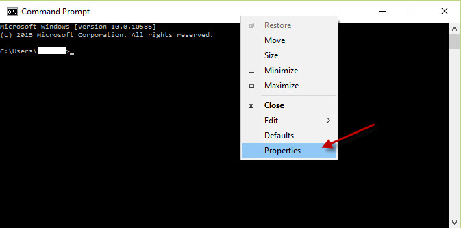Opacity-command prompt-windows 10-2