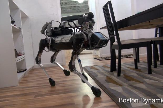 SpotMini robot 600 01