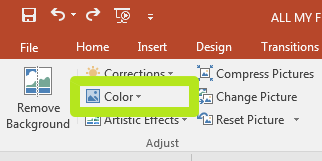 Transparent in PowerPoint 2016 (3)