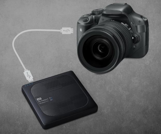 WD Wireless Pro Drive 600 01