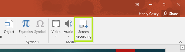 insert video in powerpoint 2016-2