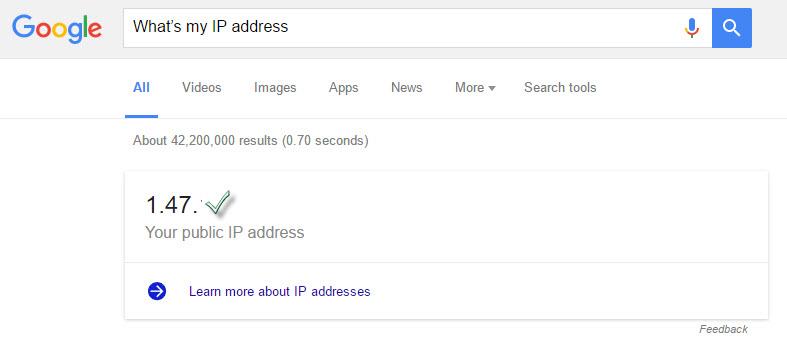 how to change my ip address windows 10