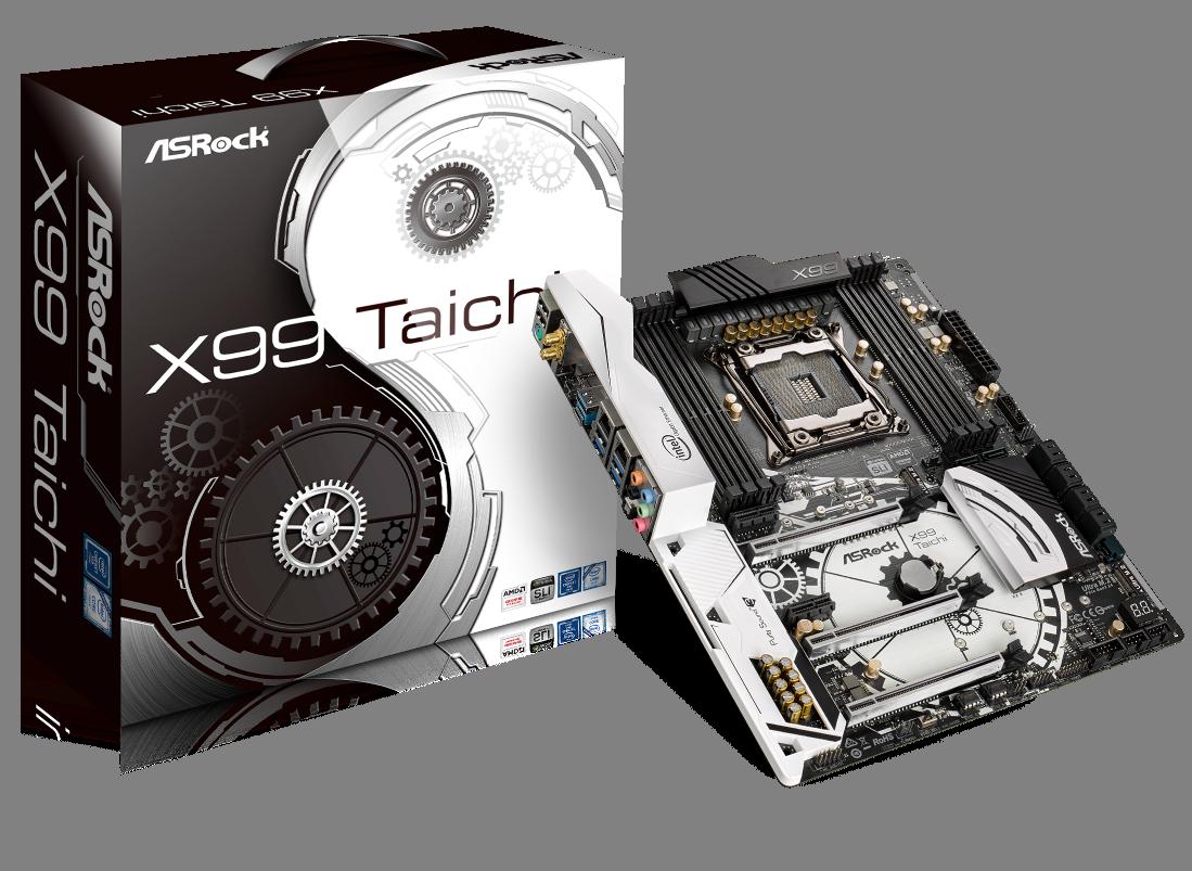 ASRock X99 Taichi-Fatal1ty X99 Professional Gaming i7 (2)