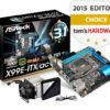 ASRock X99E ITX ac 0
