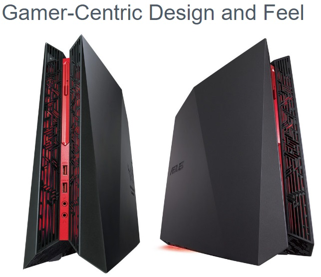 ASUS ROG G20 Gaming Desktop 600 01