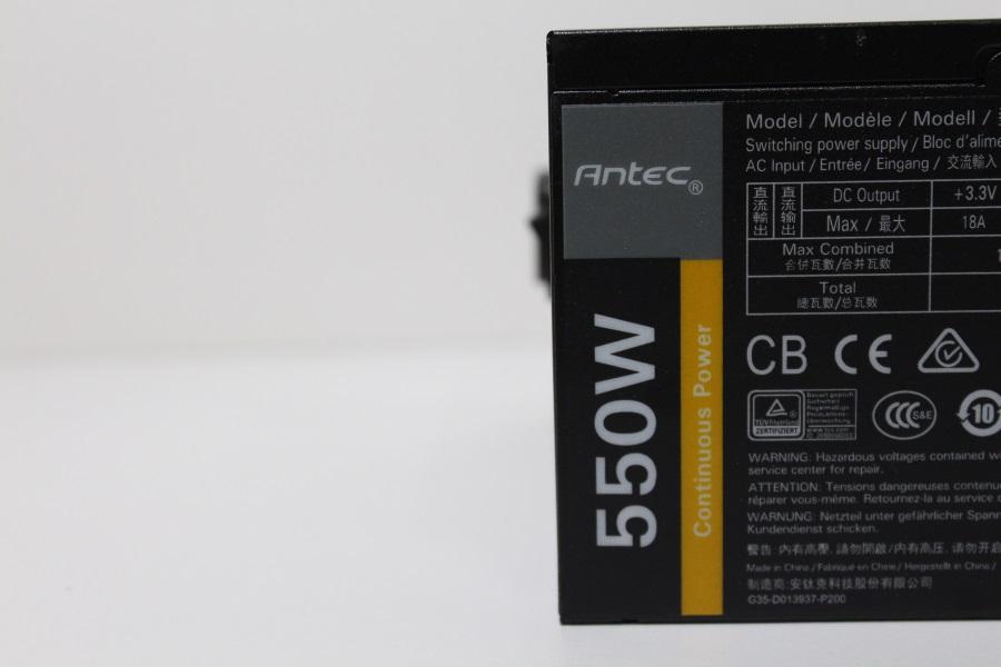 Antec NeoECO Modular 550W (13)