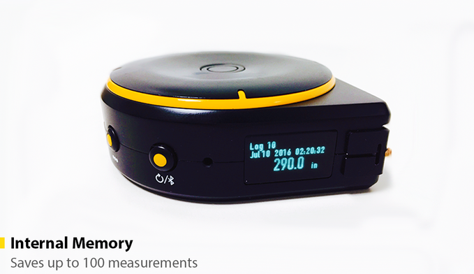 Bagel - the smart tape measure 600 05