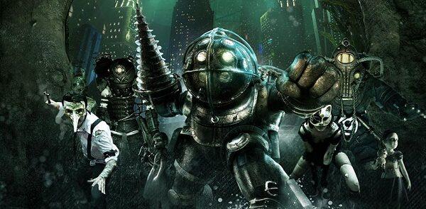 Bioshock Main
