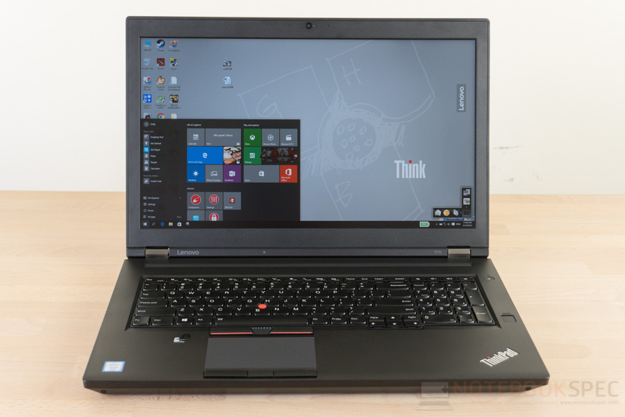 Lenovo ThinkPad P70 Review-1