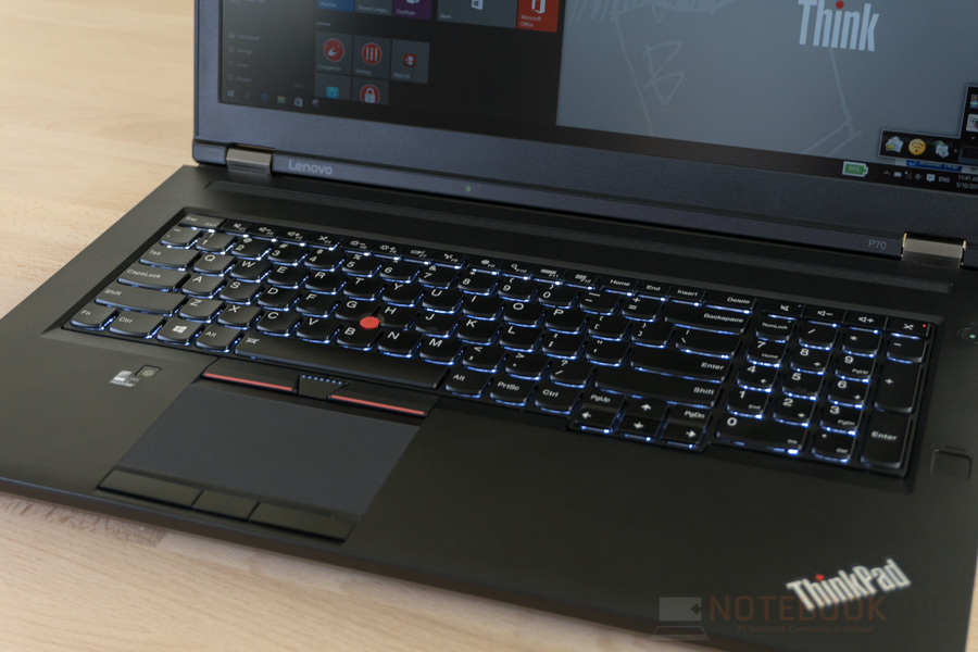 Lenovo ThinkPad P70 Review-5