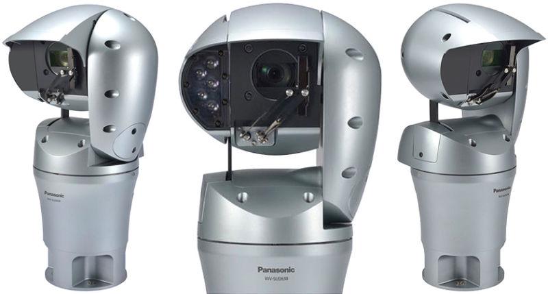 Panasonic Aero PTZ WV-SUD638 600