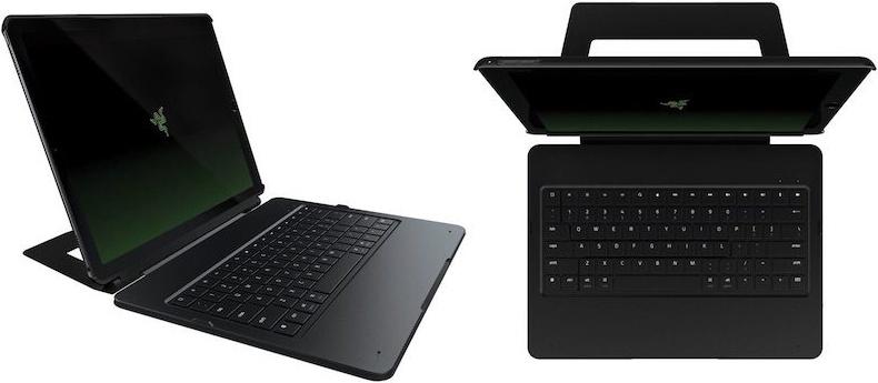 Razer Mechanical Keyboard Case for Apple iPad Pro 600 01