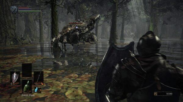 road of sacrifices giant crab