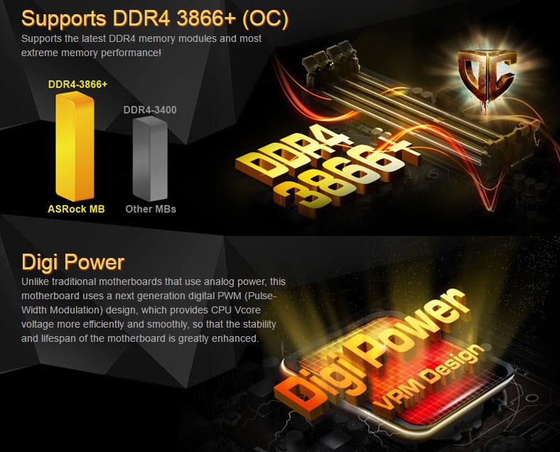 100F-DDR4 3866