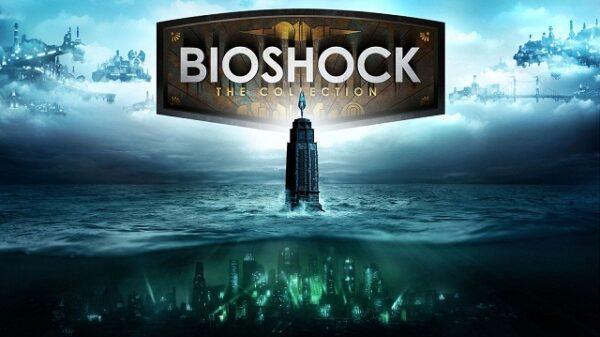 2K BioShock The Collection Artwork Horizontal.0.0