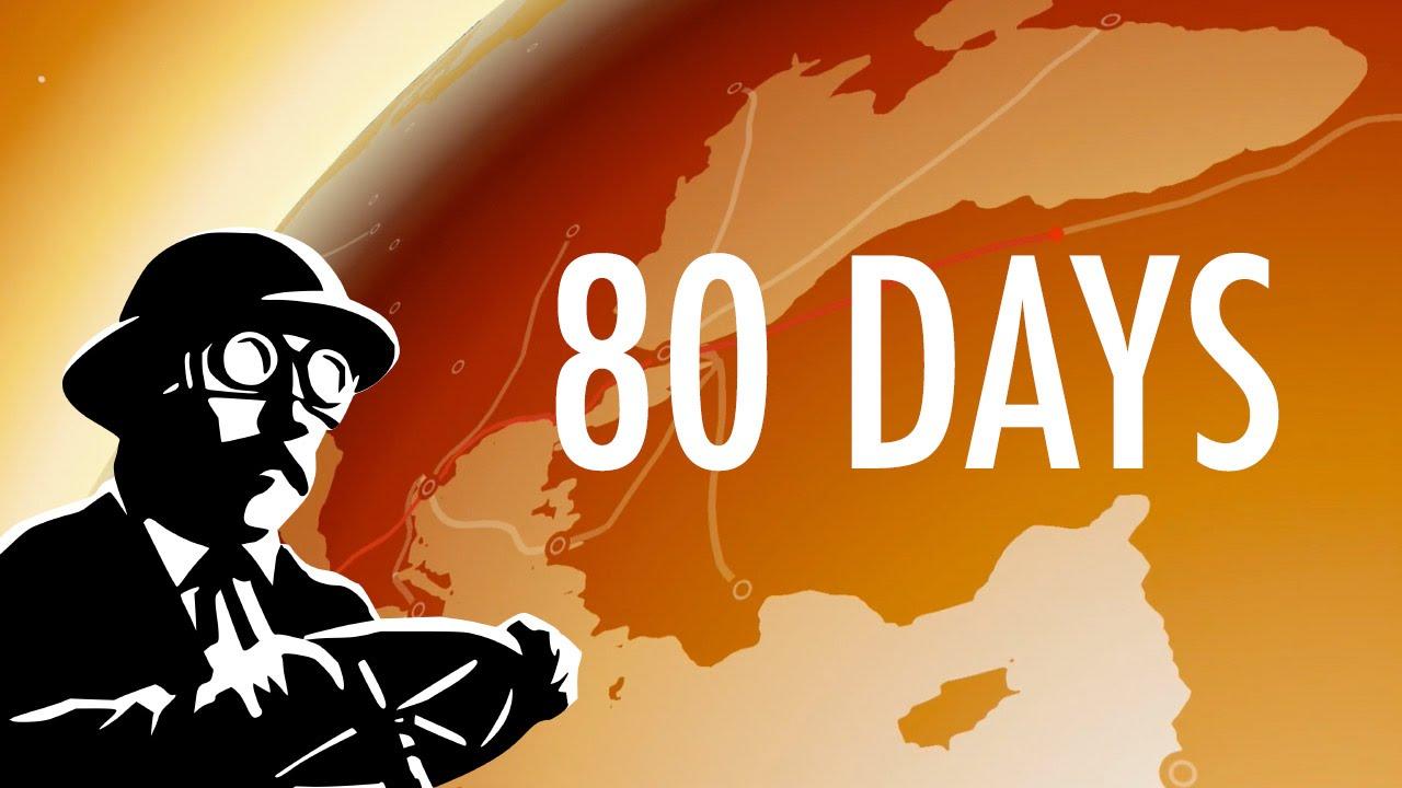 80 days 600