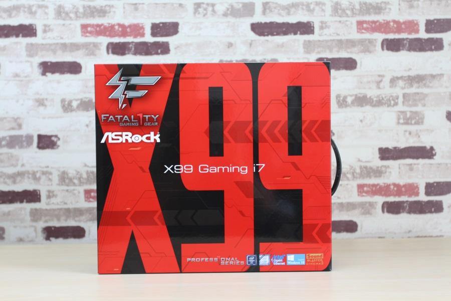 ASRock Fatal1ty X99 Gaming i7 (1)