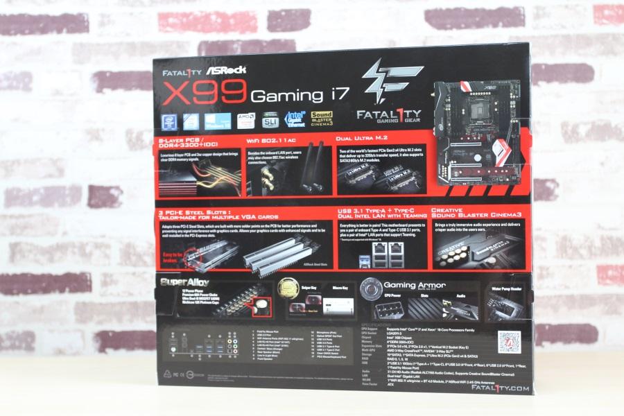 ASRock Fatal1ty X99 Gaming i7 (2)