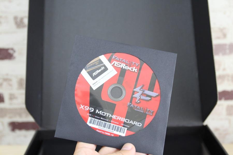ASRock Fatal1ty X99 Gaming i7 (8)