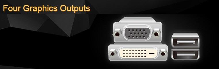 ASRock H170M Pro4-display