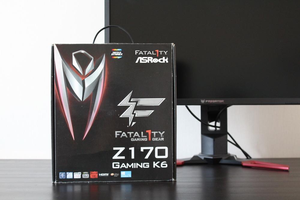 ASRock-Z170 Gaming-K6 (1)