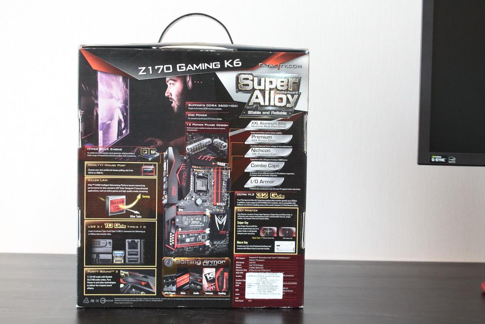 ASRock-Z170 Gaming-K6 (3)