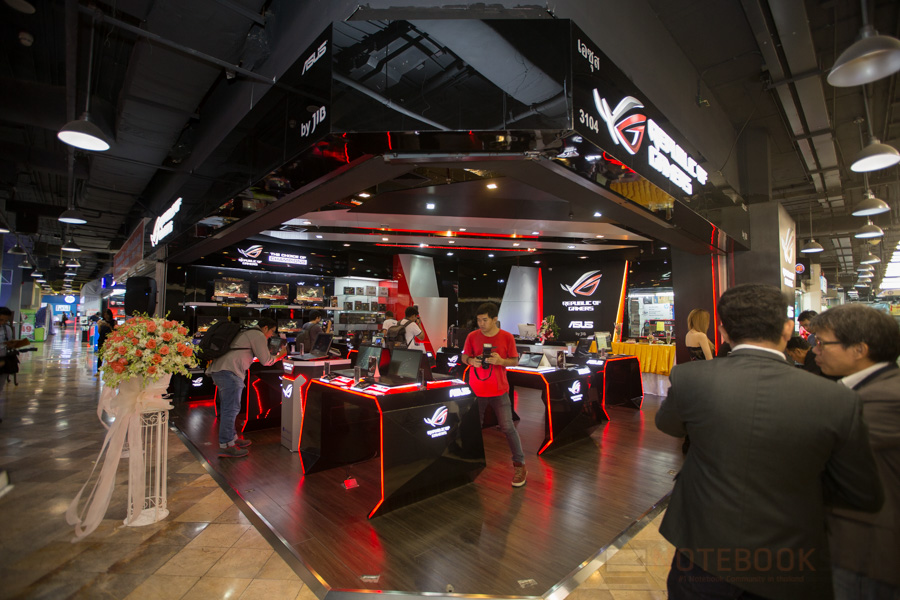 ASUS Launch ROG Shop by JIB 2016-1